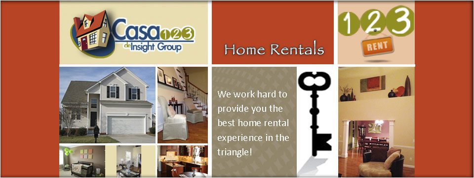 Home Rentals in Raleigh Durham