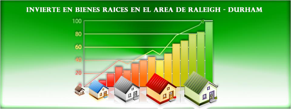 Aprenda a invertir en bienes raíces en el área de Raleigh|Durham